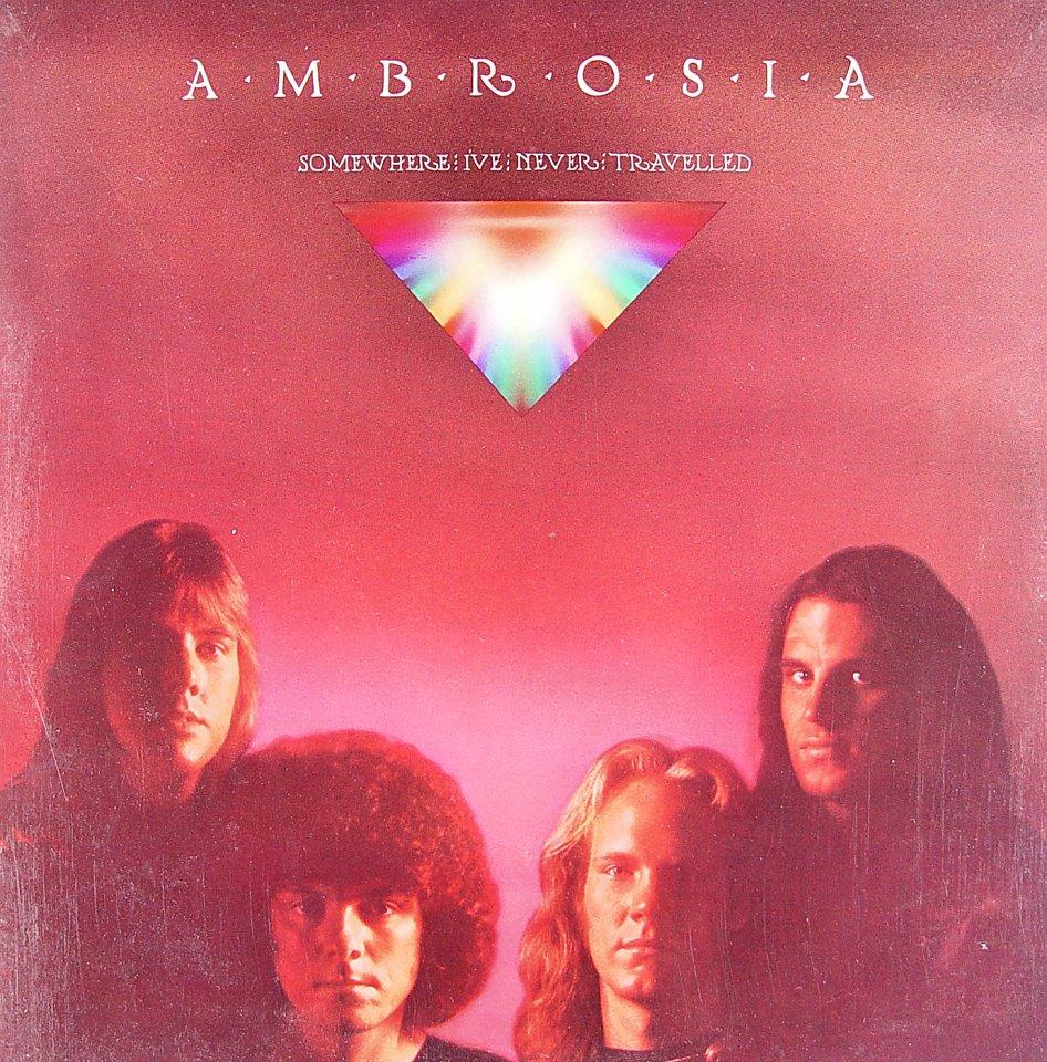 "Ambrosia Vinyl 12"" (Used)"