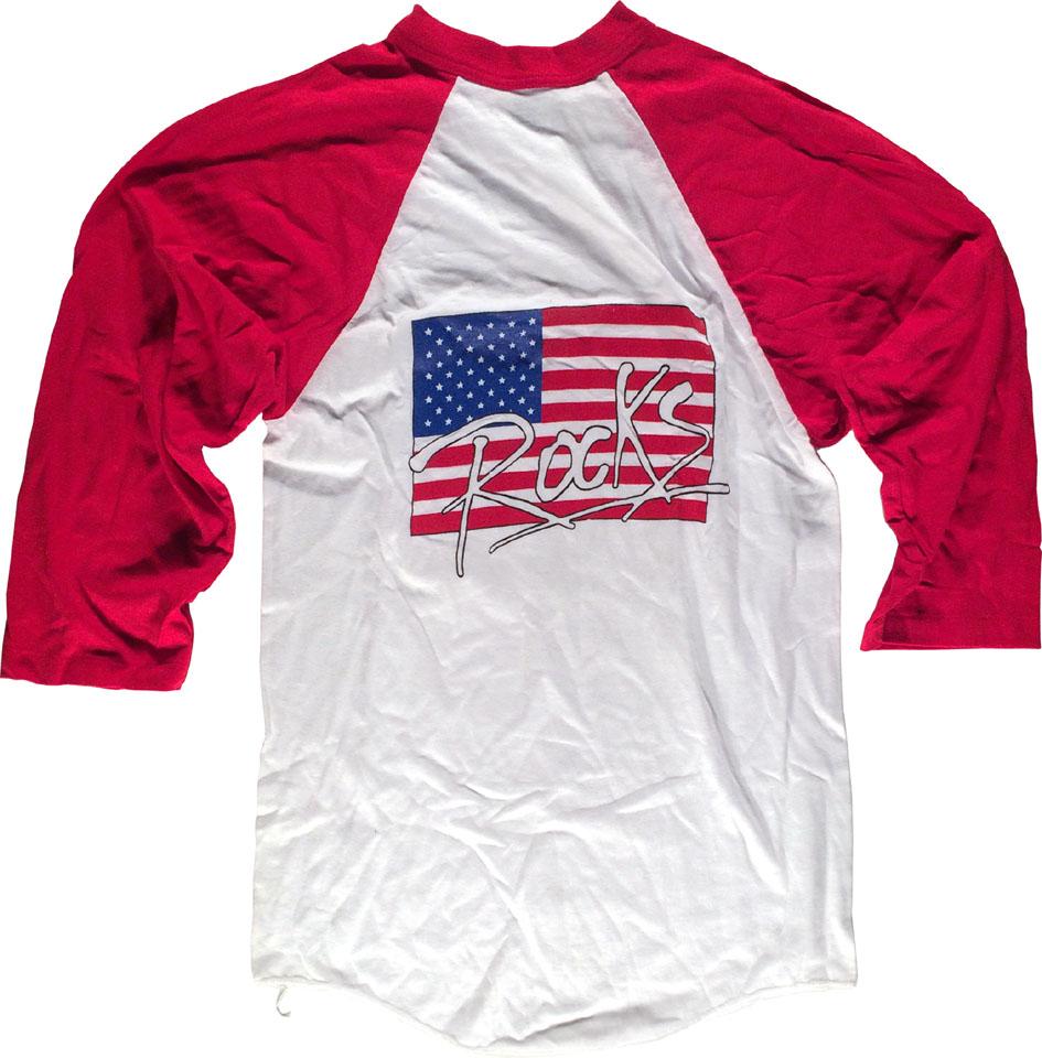 America Rocks Men's Vintage T-Shirt