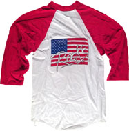 America Rocks Men's Vintage T-Shirt