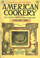 American Cookery Vol. XL No. 6 Magazine