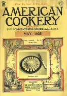 American Cookery Vol. XXXIX No. 10 Magazine