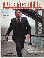 American Film Vol. III No. 1 Magazine