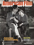 American Film Vol. III No. 5 Magazine