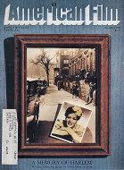 American Film Vol. IV No. 2 Magazine