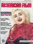 American Film Vol. XII No. 9 Magazine