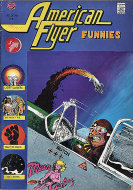 American Flyer Funnies #1 Comic Book