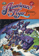 American Flyer Funnies #2 Comic Book