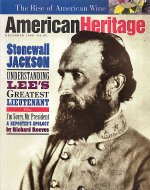 American Heritage Vol. 47 No. 8 Magazine
