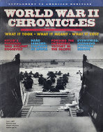 American Heritage: World War II Chronicles Magazine