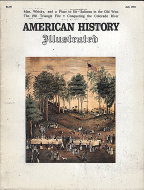 American History Illustrated Vol. XVI No. 4 Magazine