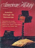 American History Illustrated Vol. XVIII No. 2 Magazine