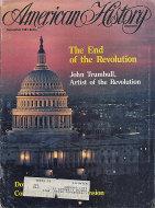 American History Illustrated Vol. XVIII No. 7 Magazine