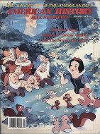 American History Illustrated Vol. XXII No. 8 Magazine