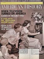 American History Vol. XXX No. 6 Magazine