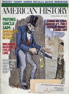 American History Vol. XXXII No. 1 Magazine