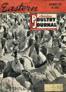 American Poultry Magazine December 1952 Magazine