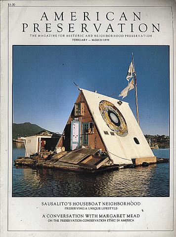 American Preservation Vol. 1 No. 3 Magazine