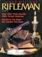 American Rifleman Vol. 132 No. 12 Magazine