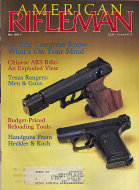 American Rifleman Vol. 136 No. 5 Magazine