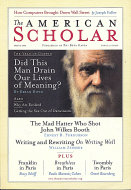 American Scholar Vol. 78 No. 2 Magazine