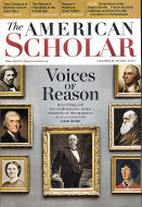 American Scholar Vol. 82 No. 1 Magazine