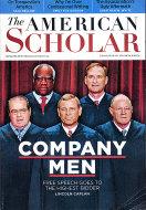American Scholar Vol. 84 No. 2 Magazine