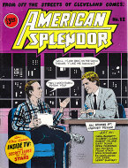 American Splendor #12 Comic Book