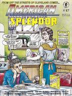 American Splendor #17 Comic Book