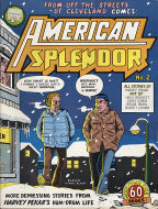 American Splendor #2 Comic Book