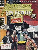 American Splendor #3 Comic Book