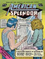 American Splendor #7 Comic Book