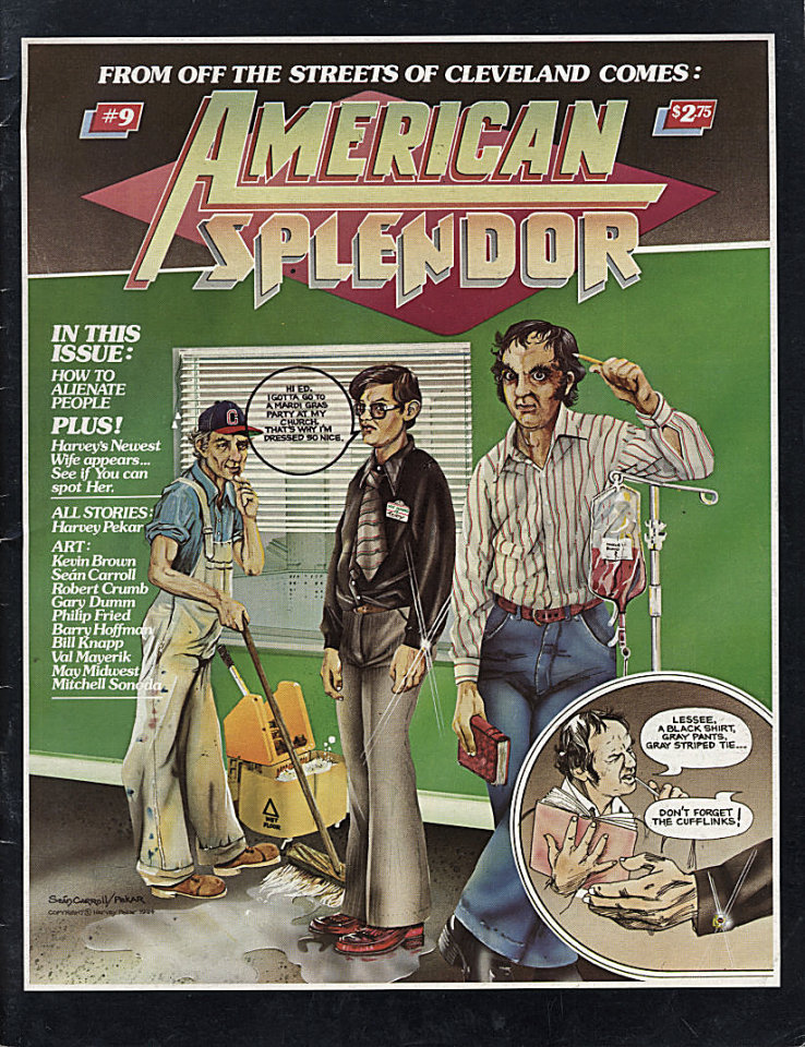 American Splendor #9 Comic Book