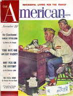 American vol. CLII No. 5 Magazine