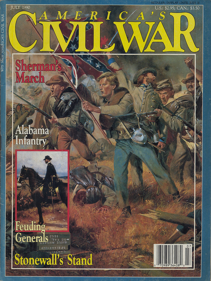 America's Civil War Jul 1,1990