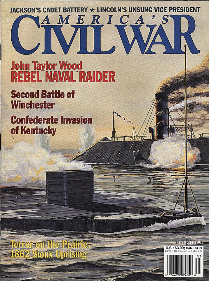 America's Civil War Mar 1,1997
