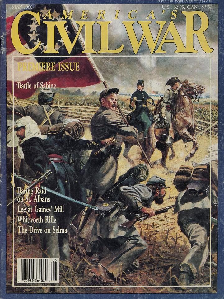 America's Civil War May 1,1988