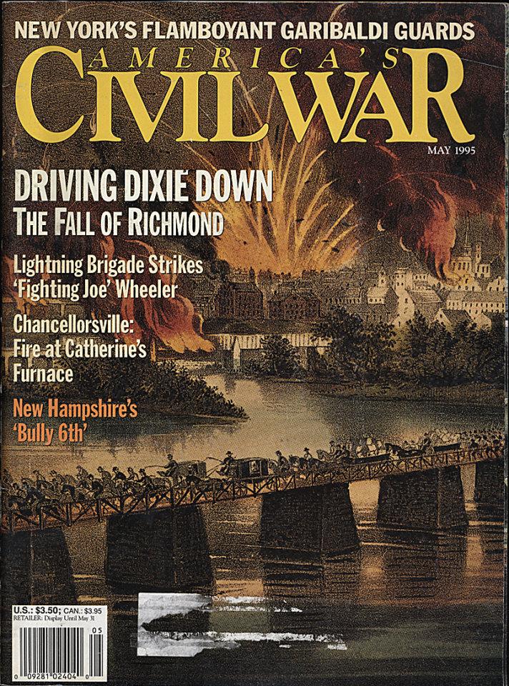 America's Civil War May 1,1995
