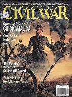 America's Civil War Nov 1,1996 Magazine