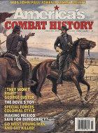 America's Combat History Vol. 1 No. 2 Magazine