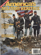 America's Military Heritage Vol. 1 No. 1 Magazine
