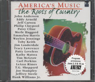 America's Music:  The Roots of Country CD
