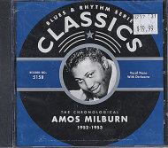 Amos Milburn CD