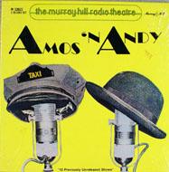 "Amos 'n Andy Vinyl 12"" (New)"