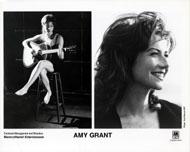 Amy Grant Promo Print