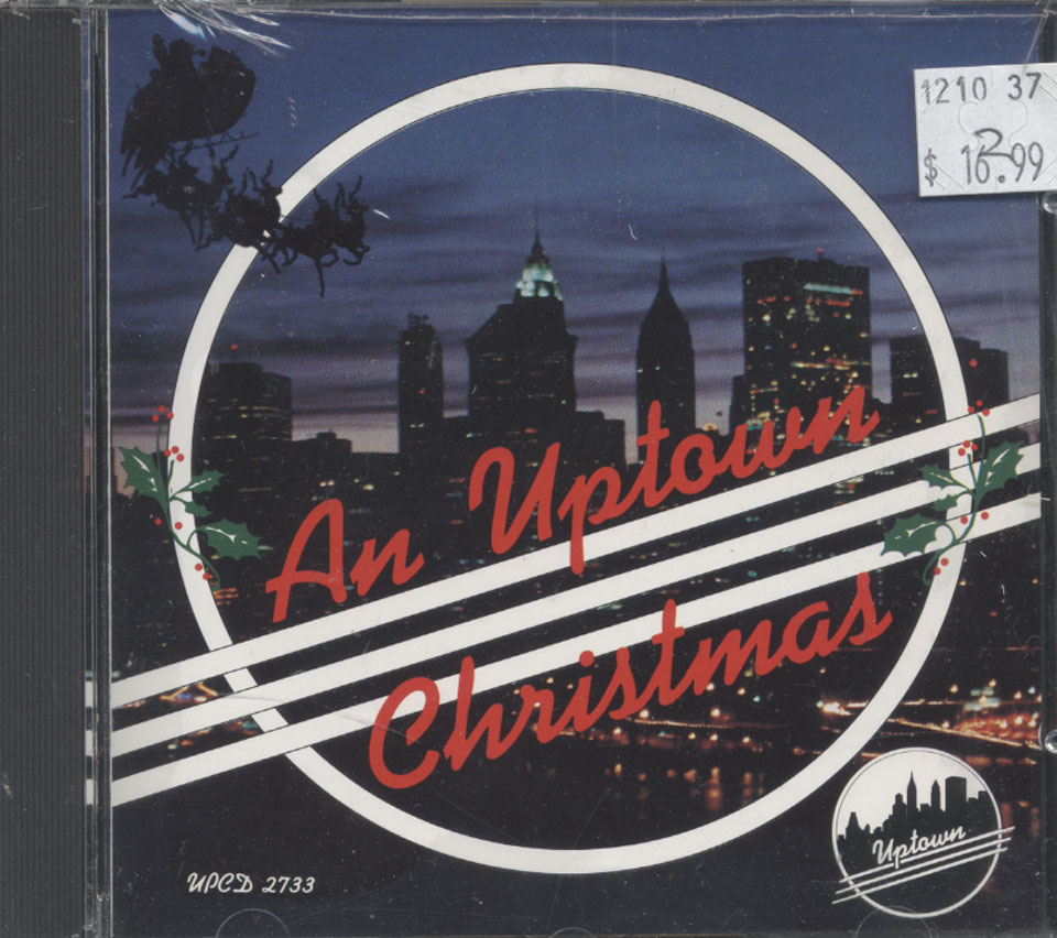 An Uptown Christmas CD