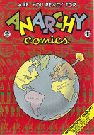 Anarchy Comics #1 Comic Book