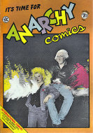 Anarchy Comics #2 Comic Book