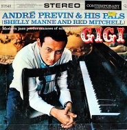 "Andre Previn And His Pals Vinyl 12"" (Used)"
