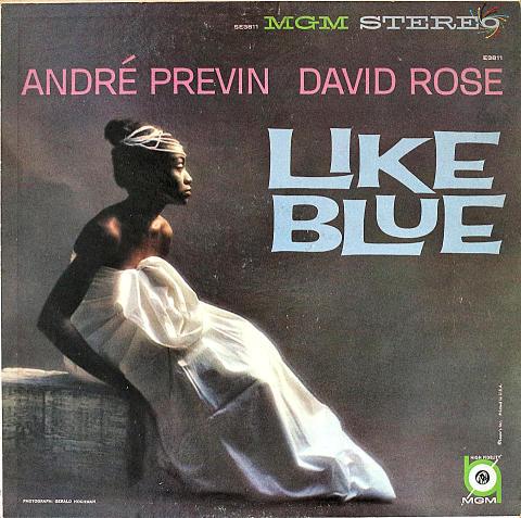 """Andre Previn / David Rose Vinyl 12"""" (Used)"""