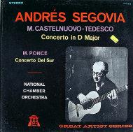 "Andres Segovia Vinyl 12"" (Used)"